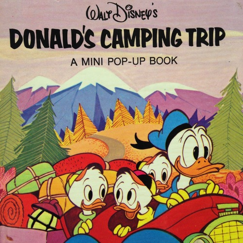 DONALD'S CAMPING TRIP