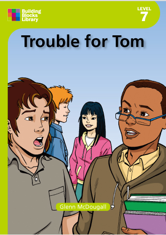 Trouble for Tom