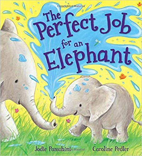 The Perfect Job for an Elephant