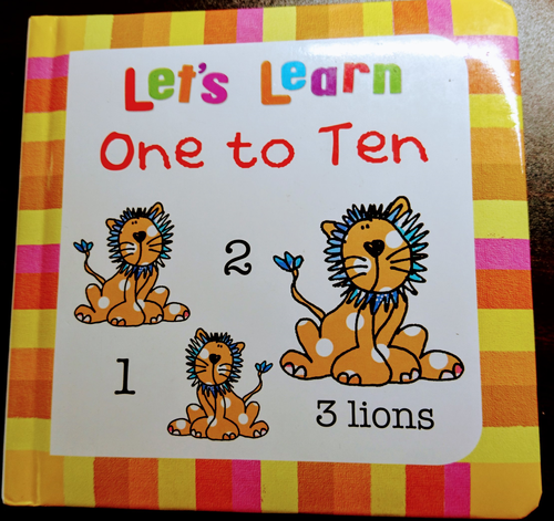 Let's Learn One to Ten