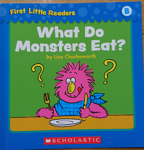 What Do Monsters Eat?