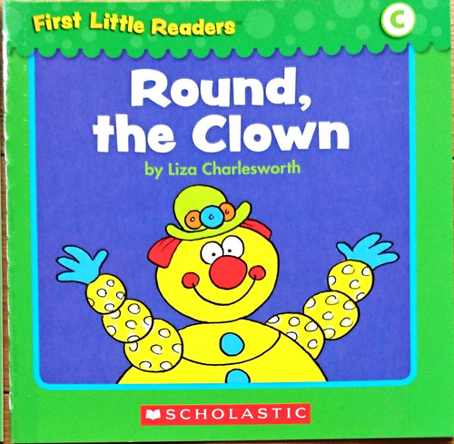 Round,the Clown
