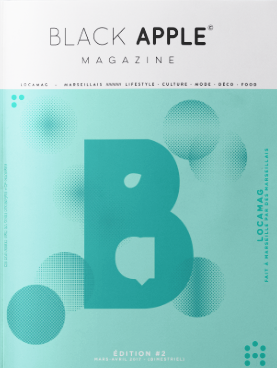 BLACK APPLE MAGAZINE 2017 – EDITION NO.2