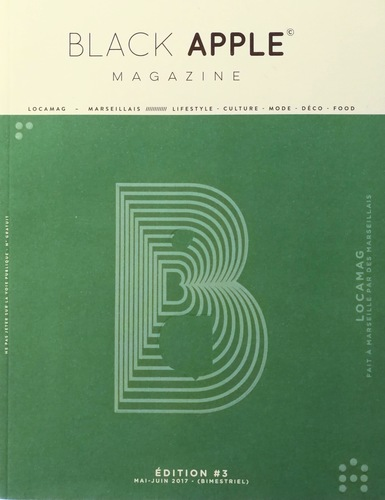 BLACK APPLE MAGAZINE 2017 – EDITION NO.3