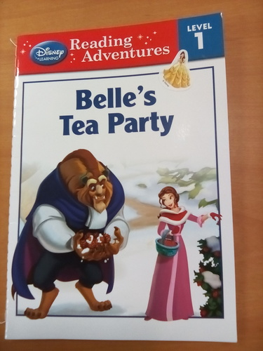 Bell's Tea Party