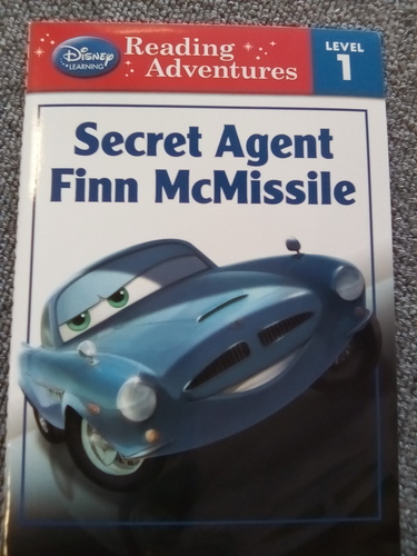 Secret Agent Finn McMissile
