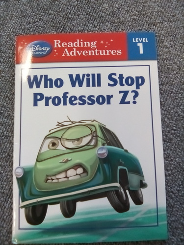 Who Will Stop Professor Z?