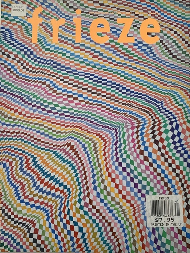frieze ISSUE 41