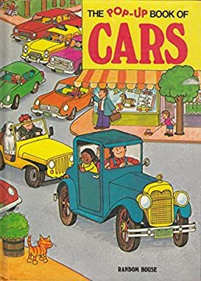THE POP UP BOOK OF CARS